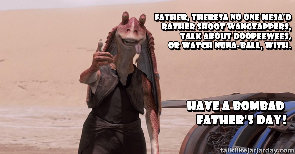 Father, theresa no one mesa